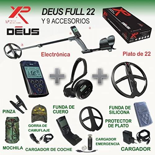 XP Deus Full accesorios