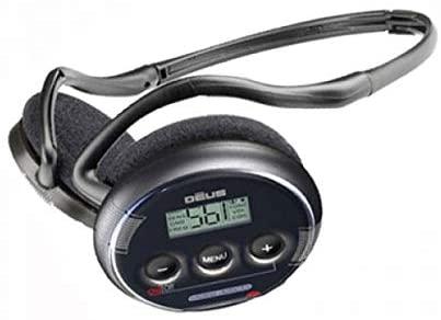 XP Deus Full auricular inalámbricos